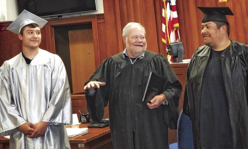 New beginning for Lake County Drug Courtgraduates