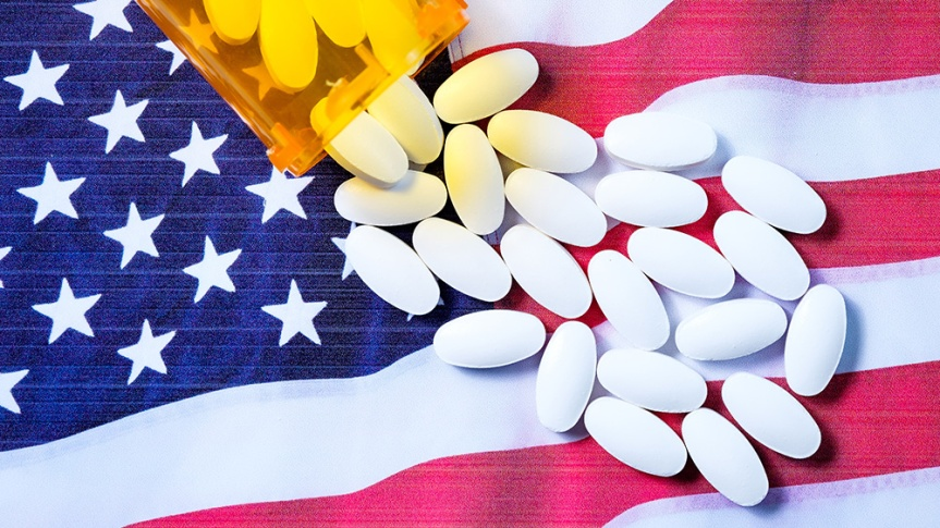 Big Pharma's addictive opioids are causing the ruination ofsociety
