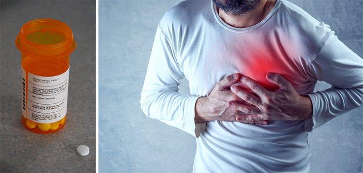 Surpassing Overdose: Study Links Opioids to Heart-RelatedDeaths