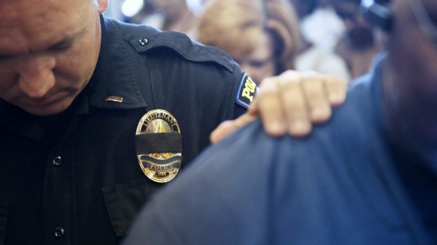 CA Bill Proposes Removing Cops Who Express Religious Or Conservative Beliefs
