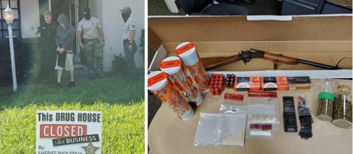 Florida Drug House With Enough Fentanyl to Kill 481K People Raided byPolice